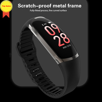 Smart band Heart rate blood pressure Fitness Activity Monitor remote control smart Wristband fo iphone Android phone pk Y5 band4