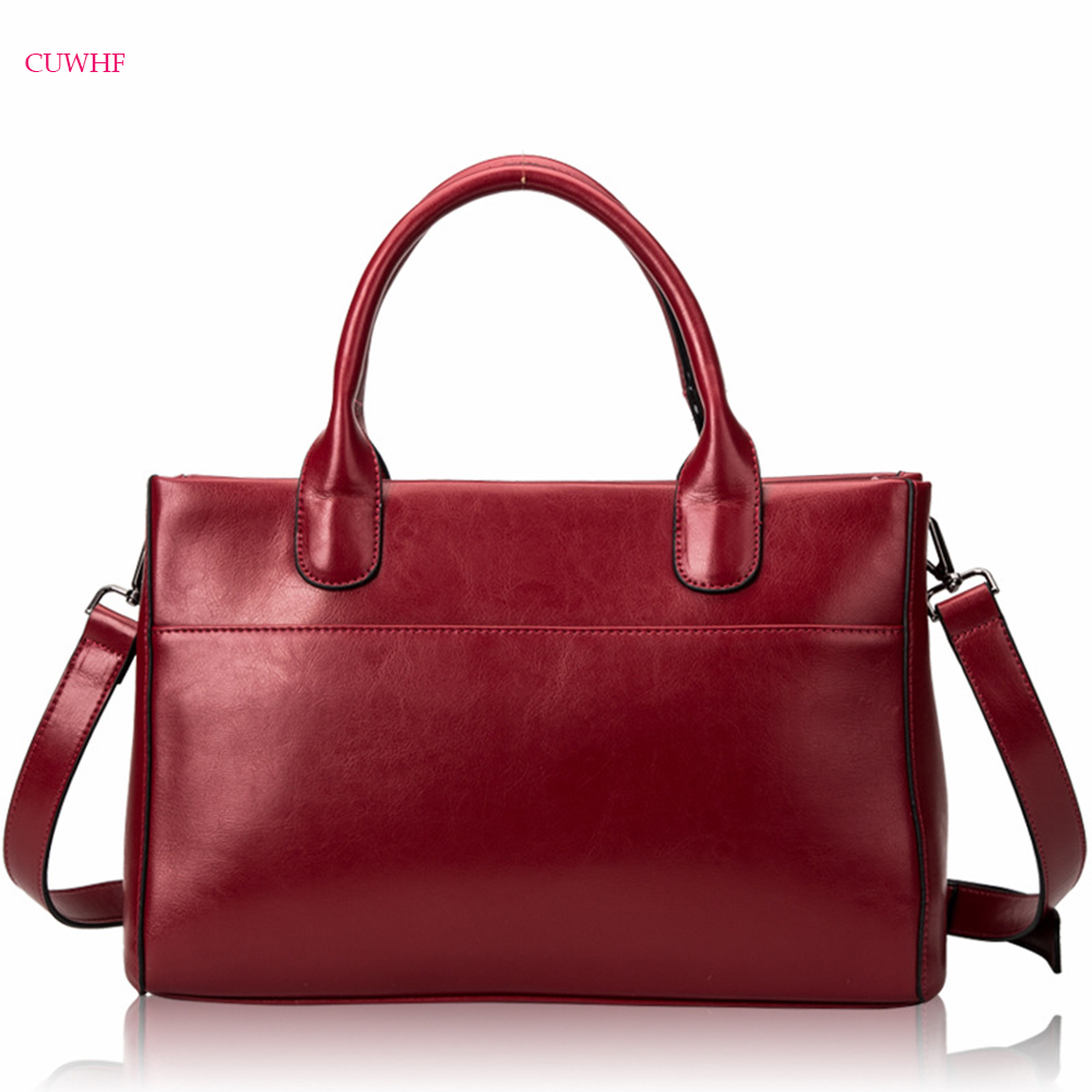 Fashion Woman Bag High capacity Women's Genuine Leather Handbags Ladies Tote European and American trends Women messenger bag сковорода добрыня do 3302 1