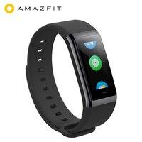 Original Huami Amazfit Cor Smart Bracelet 5ATM Waterproof 2 5D Color IPS Touch Screen 316L Stainless