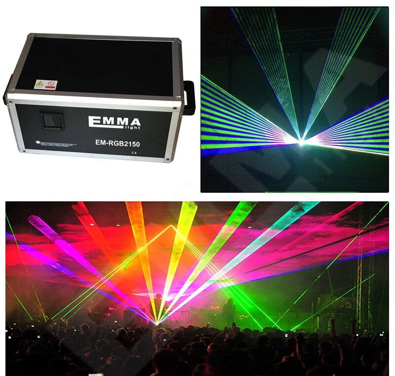 Home Disco Lights: Led Rgb Home Stage Lighting Effect DMX Laser Projector