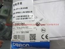 Free shipping     OMRON photoelectric sensor E3Z-D61 стоимость