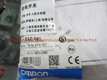 Free shipping     OMRON photoelectric sensor E3Z-D61 new original authentic omron photoelectric switch e3z t61 to shoot 15 meters