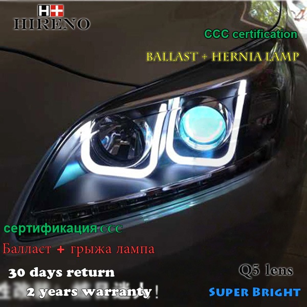 HirHireno Headlamp for 2012- 2014 Chevrolet Malibu Headlight Assembly LED DRL Angel Lens Double Beam HID Xenon 2pcs 2pcs purple blue red green led demon eyes for bixenon projector lens hella5 q5 2 5inch and 3 0inch headlight angel devil demon