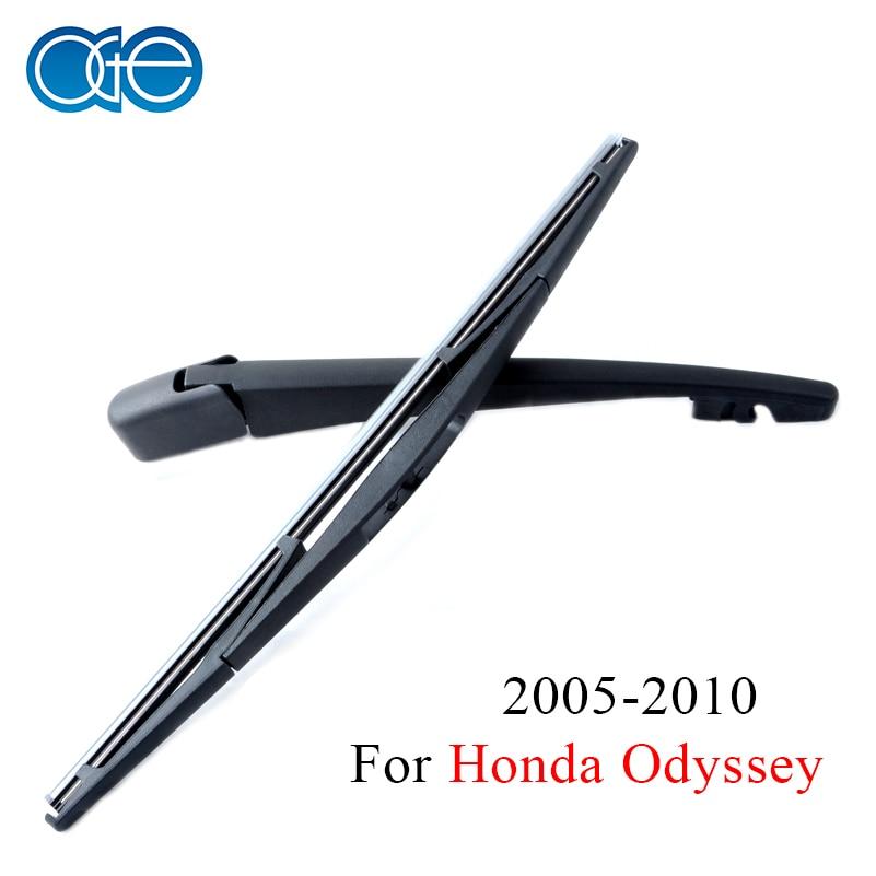 Oge Rear Wiper Arm &  Blade For Honda Odyssey 2005 2006 2007 2008 2009 2010 Natural Rubber Windshield Wiper Auto Car Accessories