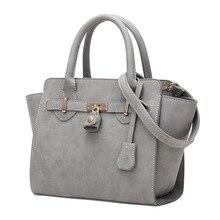 Women Leather Handbags PU New Fashion Women Bag Shoulder Messenger Tote Bag