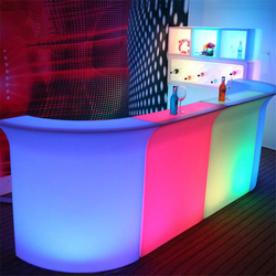 Nordic KTV Bar Chair Night Light Hotel Front Desk Remote Control Colorful Night Lamp Modern LED Furniture Industrial Lighting