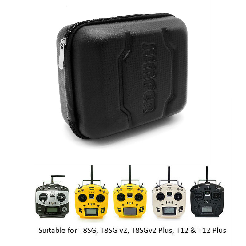 <font><b>Jumper</b></font>-XYZ T8SG V2 T8SG V2 Plus T12 T12 plus Portable Carring Case Box for <font><b>T8</b></font> T12 Series transmitter Remote Control image