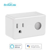 Broadlink SP3 prise intelligente prise ue minuterie commutateur contrôleur de maison intelligente WiFi contrôle sans fil prise de courant prise pour ALexa Google