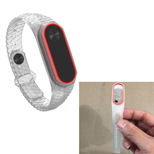 Mijobs mi band 2 Accessories Pulseira Miband 2 Strap Replacement Silicone Wriststrap for Xiaomi Mi2 Smart Bracelet Wrist Band