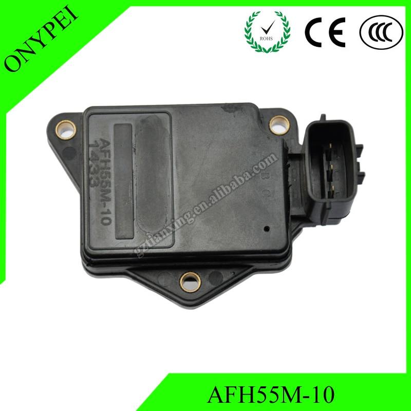 AFH55M-10 74-50052 MAF Merilnik merilnika pretoka zraka za Nissan D21 - Avtodeli - Fotografija 3