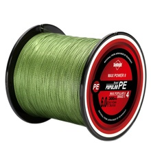 4 Strands Seaknight 300M Fishing Line Japan Multifilament 8LB 10LB PE Twisted wire 15LB 20LB Floating Line