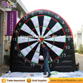 13ftH inflatable soccer darts board,inflatable football dart game,giant inflatable dart board 4m high 4m long BG-G0477 toy