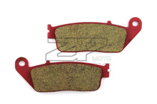 Motorcycle Parts Brake Pads Fit HONDA CBR 250 RB/RC (No ABS) 2011-2013 Front OEM New Red Carbon Ceramic Free shipping