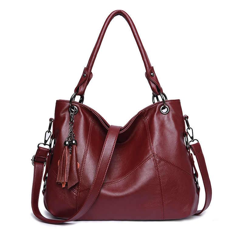 Женские сумки, большие сумки, женские высококачественные кожаные сумки с ручкой сверху, женские сумки через плечо, вечерние сумки, повседневные C877