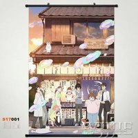Japanese Anime March comes in like a lion Kiriyama Rei Home Decor Poster Wall Scroll 60 *90