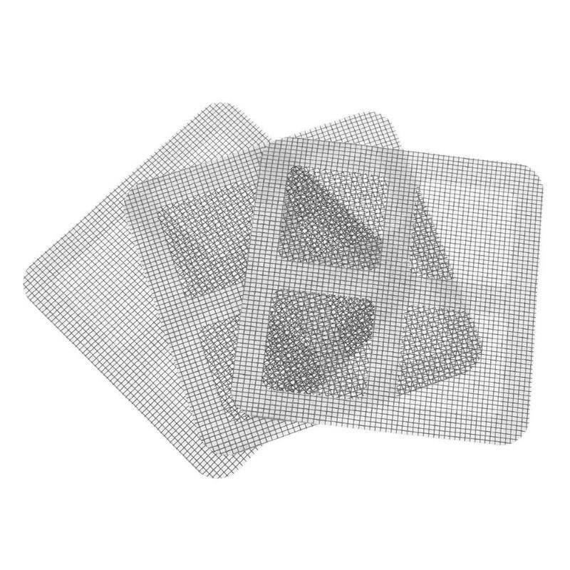 3 Pcs Mosquito Screen Net Self Adhesive Repair Tape Patch Anti-Insect Fly Bug Door Window Magnets Insect Screen Repair Tool