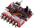 Electronic volume control board With mini remote control Brand new remote control ALPS motor potentiometer Pre-AMPs