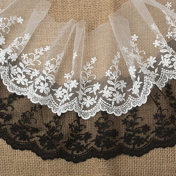 Quality Gesang gauze / clothing accessories embroidery lace / wholesale image