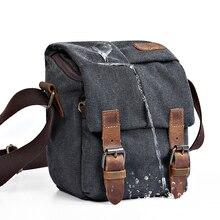DSLR Камера сумка цифровой фотографии фото видео плечо чехол нейлон мешки для Dslr sony Canon Nikon D700 D300 D200