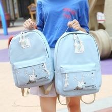 Элегантный дизайн Обувь для девочек рюкзак корейских дизайнеров Kawaii Школа Bagpack ноутбук Mochila Мужской Женский школьная сумка для подростков Mochila batohy