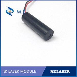 Image 4 - 8mm 1064nm 5 mw Industriële APC Gedreven Infrarood Spot Laser Module MZLASER