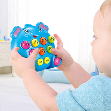 Electric Light Music Playing Interest Story Machine Children Multifunction Game Toys Baby Early Educational