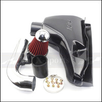 Auto Parts Car High Flow Air Inlet Systems Intake Box Air Filter FOR Peugeot 106 206 306 VTS False Carbon Fiber Style
