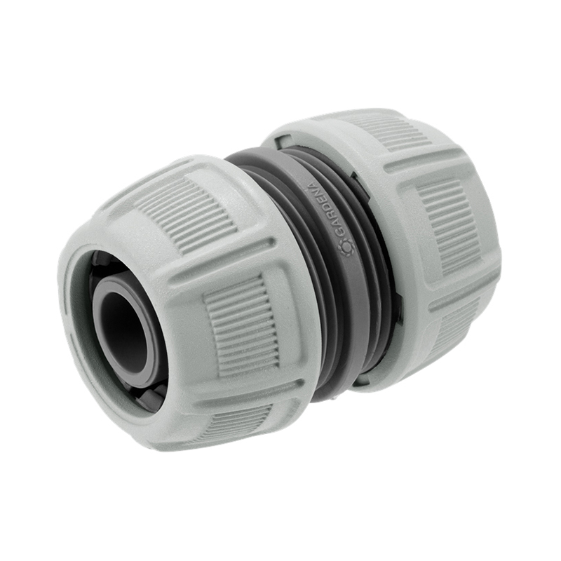 Garden Water Connector GARDENA Hose Repairer 3/4 (18233-29) barrow g1 4 dual external thread connection double male adapter connector for water cooling system tb2d 02