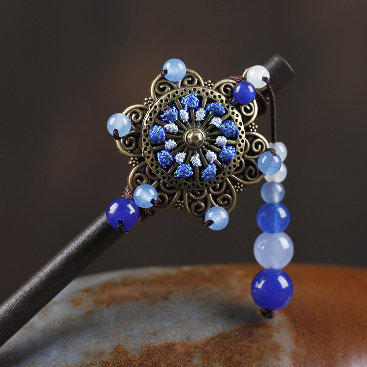 Vintage Chinese Jewelry Hairpin