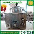 Коммерческий 220v маленький картошки фри жареные фритюрница для приготовления жареной курицы рыбы машина для продажи