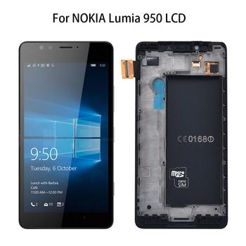 Display Touch Screen per Nokia Lumia 950 RM-1104 RM-1118 1