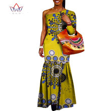 2019 summer african dashiki dress asymmetrical african clothes for girls  long dress african fashion dresses plus size none WY858 6142829fe3a8