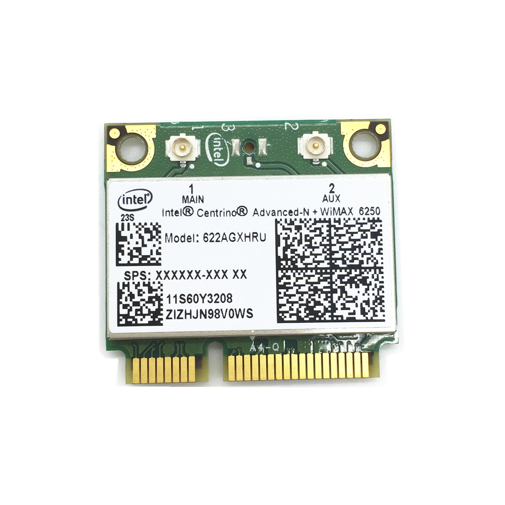 For Advanced-N + WiMAX Intel 6250 6250AGX 300Mbps DUAL BAND Card For T410 T420 X201 T510 X220