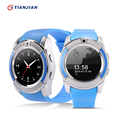 Wearable dispositivos v8 smart watch con ranura para tarjeta sim tf cámara llamada Inteligente DZ09 Reloj Para IOS Android Smartphone Reloj PK GT08