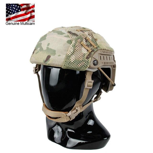 2017 Multicam MARITIME Helmet Mesh Cover only size L and XL MC FMA helmet  Cover 90ce29953d37