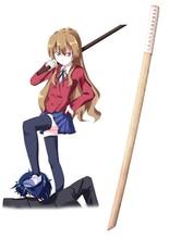 TIGER DRAGON Aisaka Taiga Wooden Knife Cosplay Weapons