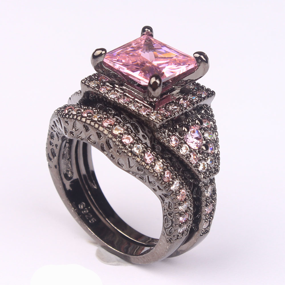 stunning rings breathtaking ideas ring a wedding pin for amethyst engagement halo purple stone