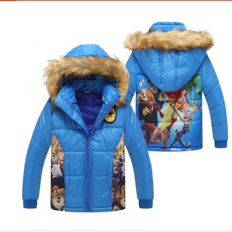 2017 Baby Boys Jacket 2017 new Down Jacket for Boys Warm Hooded Kids Coats Outerwear for 3-7 years Children Boys Winter Clothes children winter coats jacket baby boys warm outerwear thickening outdoors kids snow proof coat parkas cotton padded clothes