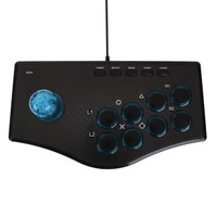 USB Fighting Stick Arcade Joystick Gamepad Rocker Controller For Android Plug And Play Street Game Fighting