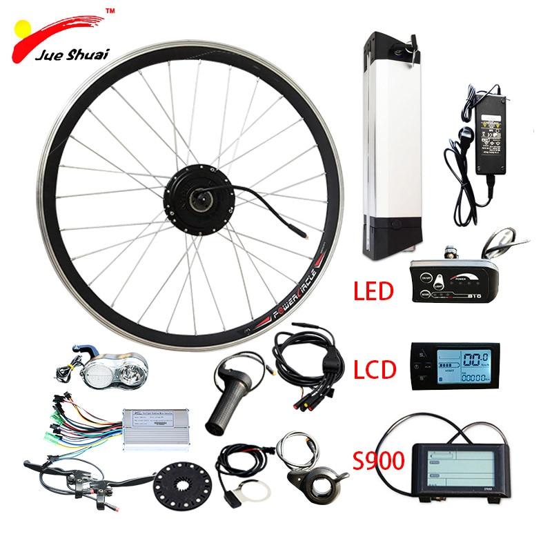 36V250W Electric Bike Conversion Kit Samsung36V 12AH Battery 20''24''26''700c Motor Wheel E Bike Kit Bicicleta Electrica