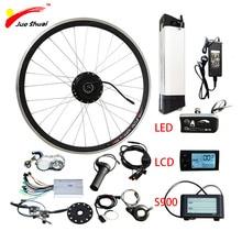 36V350W Electric bike Conversion kit 36V10AH/Samsung 36V12AH Battery 20''24''26''700c Motor Wheel e bike Kit bicicleta electrica цена и фото