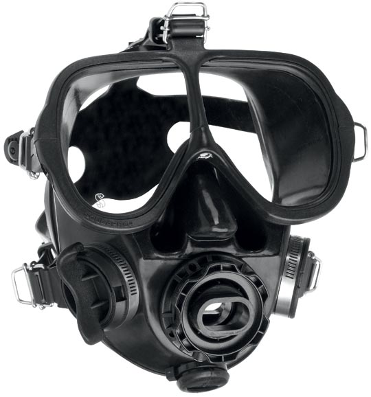 Scubapro FULL FACE MASK Anti-Fogging Full Face Mask for Professional Diving with Separate Compartments for Nose and Mou scubapro anchorage trilaminate drysuit