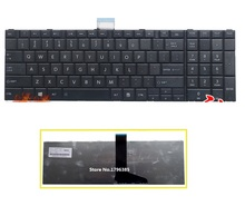 SSEA Hot sale New laptop US Keyboard For TOSHIBA C850 C855 C855D L850 L850D L855 Keyboard Free Shipping