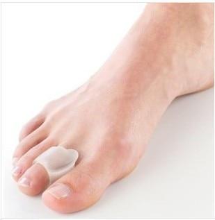 Toe Separator Soft Gel Hammer Claw Toe Pad Cramp Hallux Valgus Hallux braces Foot Pain Relax Cushion Foot Support
