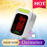 Yongrow LED Pulse Oximeter Medical Portable Finger Pulse Oximeter Blood Oxygen Saturation Monitor With Health Care