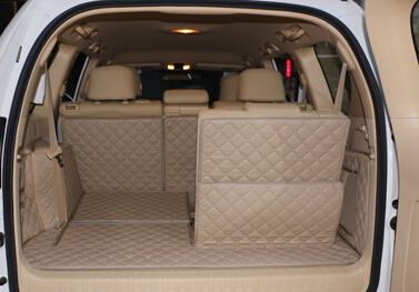 Lexus 7 Seater Suv >> Customized full covered car trunk mats for Lexus GX 460 ...