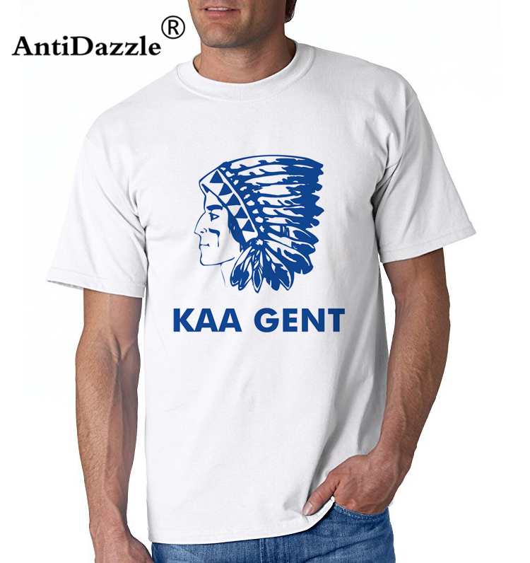 a47d28652 Online Shop Antidazzle men KAA Gent T-Shirt Jeremy Perbet Moses Simon Yuya  Kubo Short Sleeve Anciana Fans Club Cotton tshirt Tops