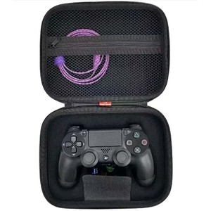 Image 2 - ใหม่ร้อนขายกระเป๋าถือพกพากระเป๋าป้องกันกระเป๋ากรณีHardสำหรับSony PlayStation 4 PS4 Wired Controller