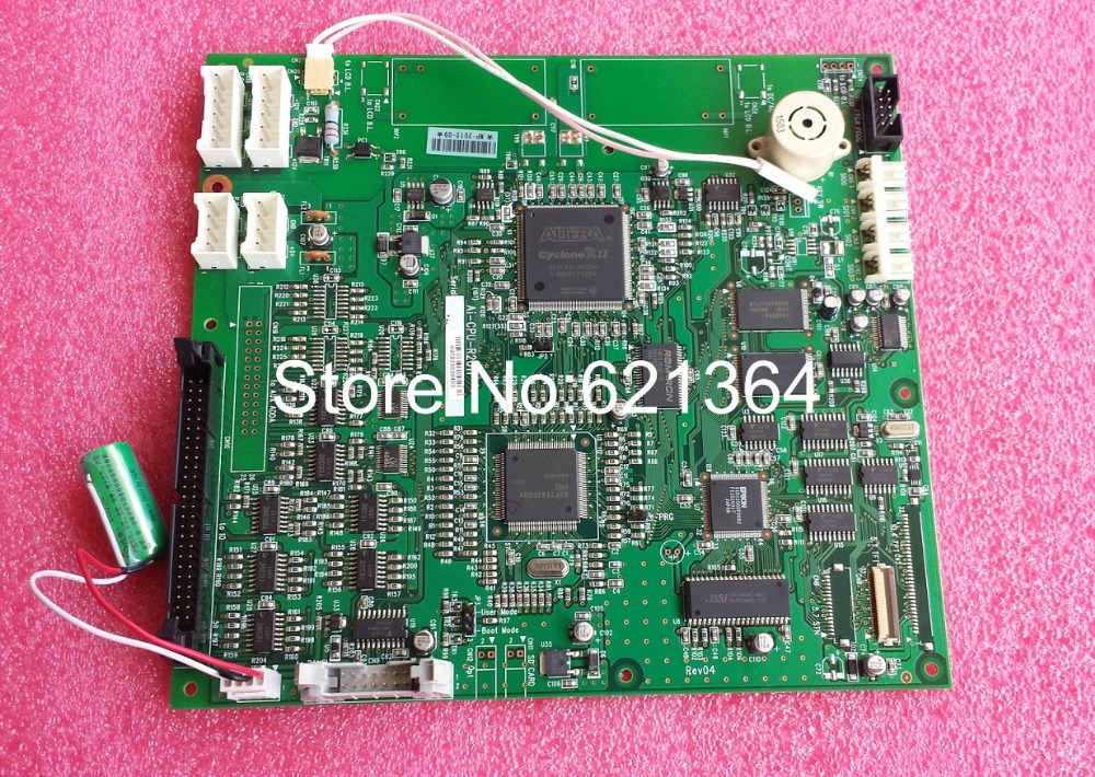 Techmation AI-CPU-R2011 Motherboard for industrial use new and original 100% tested ok