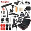 KingMa Gopro Accessories Set Tripod 360 Rotation Wrist Mount Helmet Arm For Xiaomi Yi Go Pro
